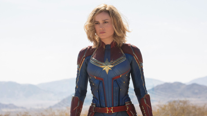 Captain Marvel: Brie Larson Shines in a Forgettable Origin Story
