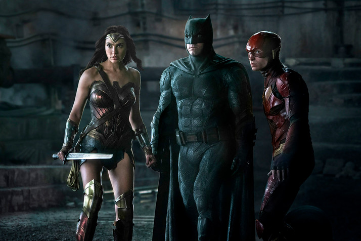 Justice League: A Misguided and Monotonous Mess (Blu-ray)