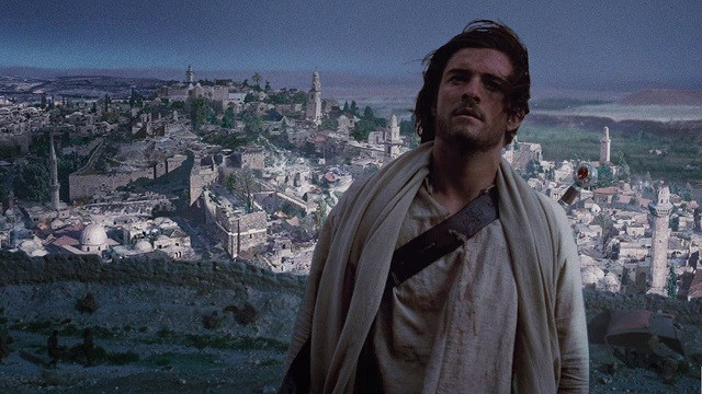 "Orlando Bloom in ""Kingdom of Heaven"""