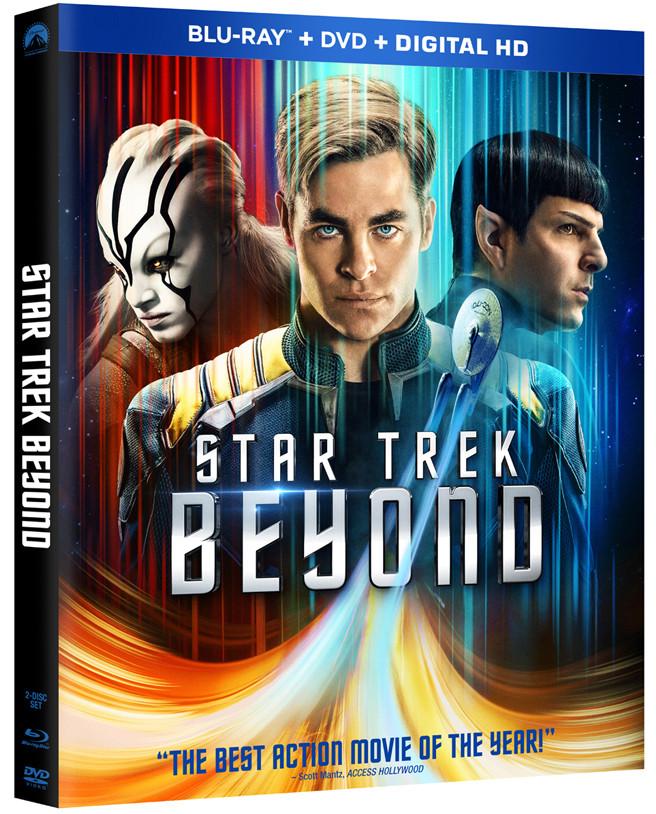 Star Trek Beyond Box Art