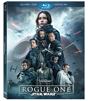 Rogue One Box Art