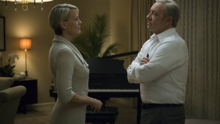 House of Cards: The Complete Fourth Season: Not Without Flaws, but Still Outstanding (Blu-ray)