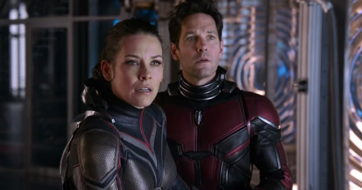 Ant-Man and the Wasp: An Action-Packed Sequel That Delivers (Blu-ray)