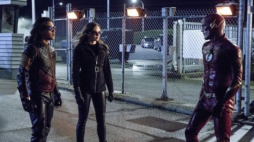 The Flash: Season Four