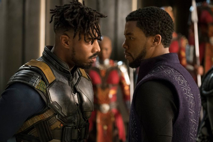 Black Panther: A Weaker Effort from the MCU