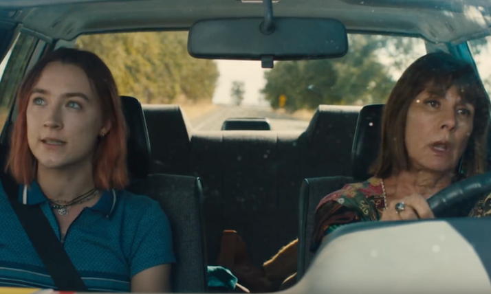 New York Film Critics Circle Names Lady Bird Best Film of 2017