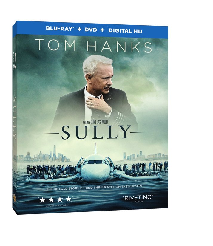 Sully Comes to Digital HD on December 6th and Blu-ray/DVD on December 20th
