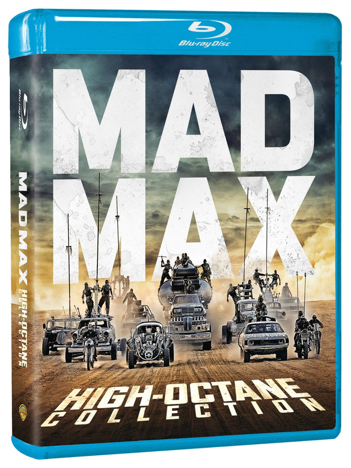 Mad Max High Octane Collection Comes to Blu-ray/DVD on December 6th