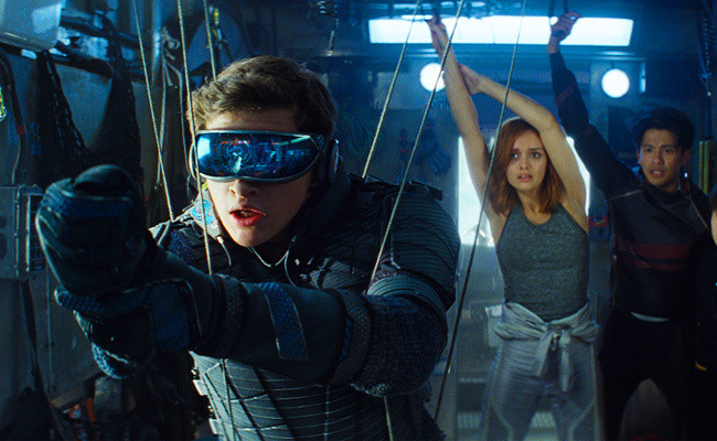 Ready Player One: A Captivating Dose of Nostalgia (Blu-ray)