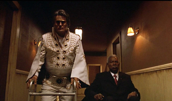 "Bruce Campbell and Ossie Davis in ""Bubba Ho-Tep"""