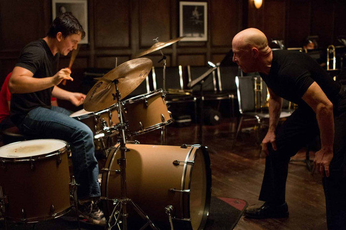 Whiplash: A Compelling Music Drama (Blu-ray)
