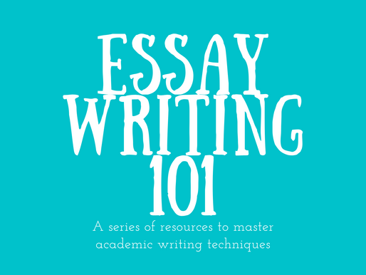 Essay writing: Why teaching students how to structure their writing is key to their success.