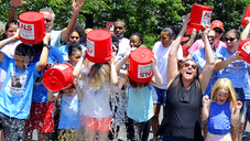 A Look Back at the ALS Ice Bucket Challenge