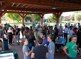 College of Fine Arts Hosts Social