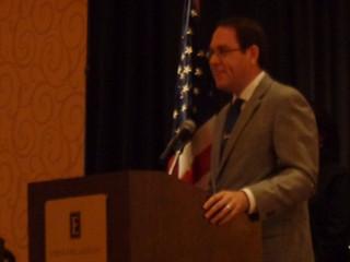 Dr. Chad Painter Awarded FOG Dixon First Amendment Award