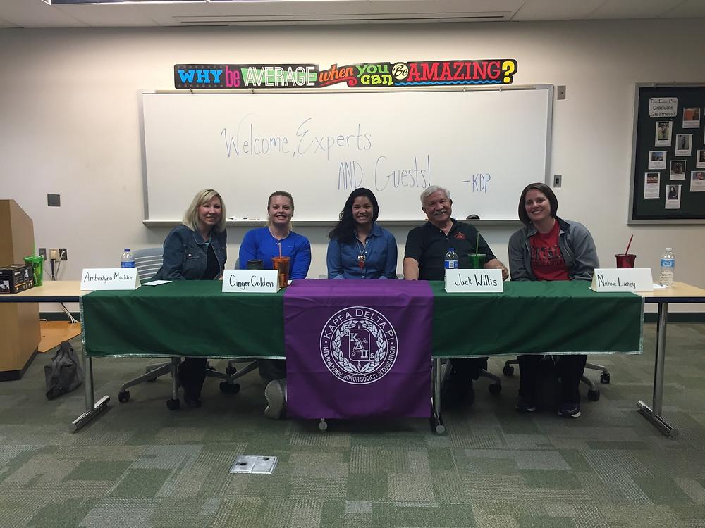 Kappa Delta Pi Education Forum