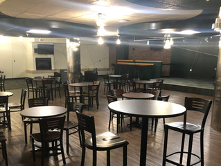 Greyhound Lounge Open to ENMU Students