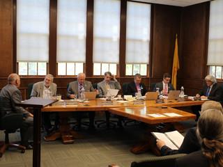 April 19 Board of Regents Meeting