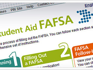 Filing changes to FAFSA