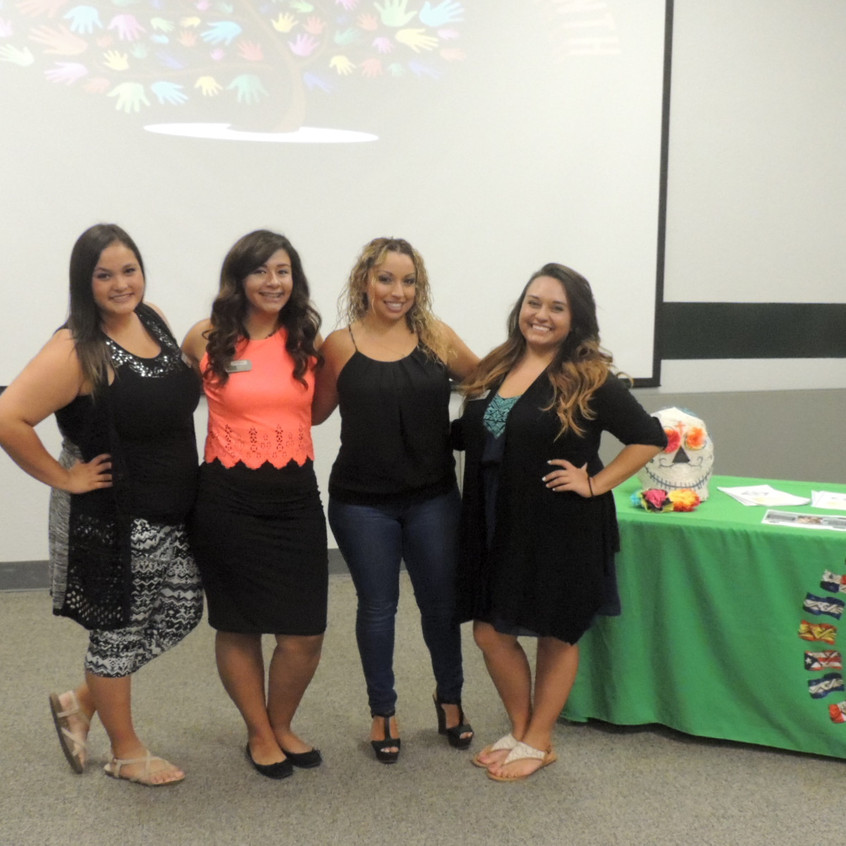Hispanic affairs 1