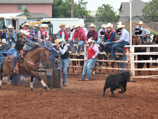 ENMU Welcomes Contestants at Annual Rodeo