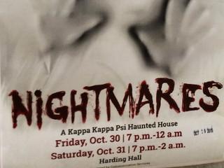 Kappa Kappa Psi Haunted House