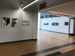 Art Instructor Exhibits Original Work at Runnels Gallery