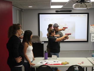 Target Sports Offers Firearm Classes, Including Safety