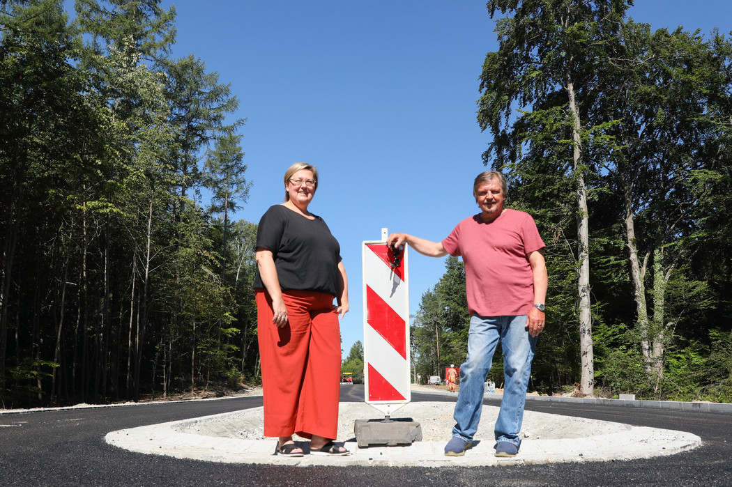 Barbara Lackermeier und Gerhard Jilka