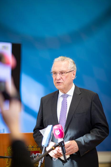 Joachim Herrmann, Interior Minister of Bavaria