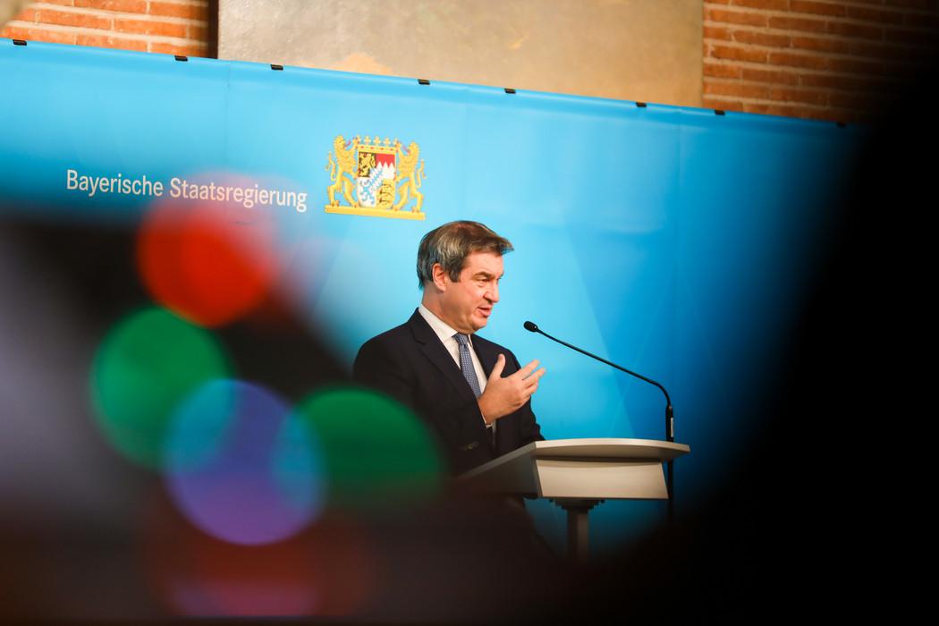 Markus Söder, Bavarian Prime Minister