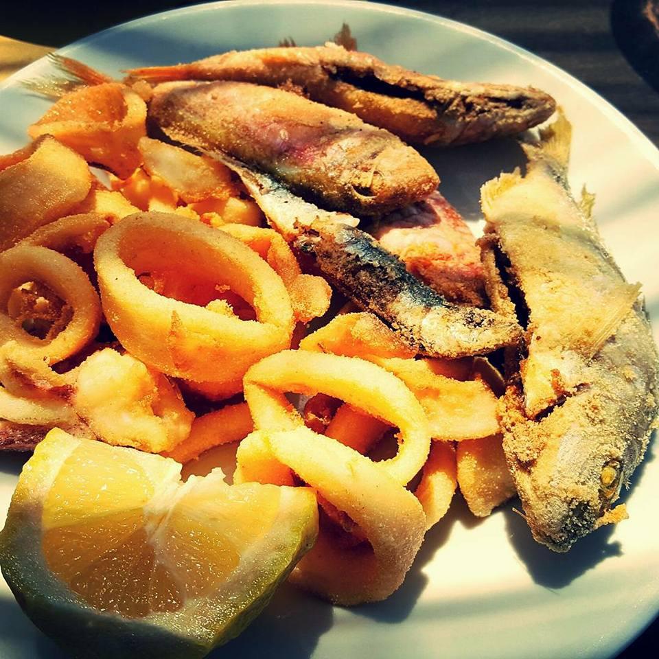 pesci fritti