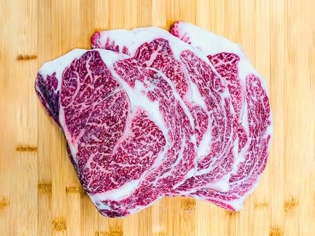 เนื้อวัวญี่ปุ่นจากเมืองซากะ ( Saga Wagyu )