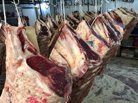 ก่อนจะมาเป็น Dry Aged Beef