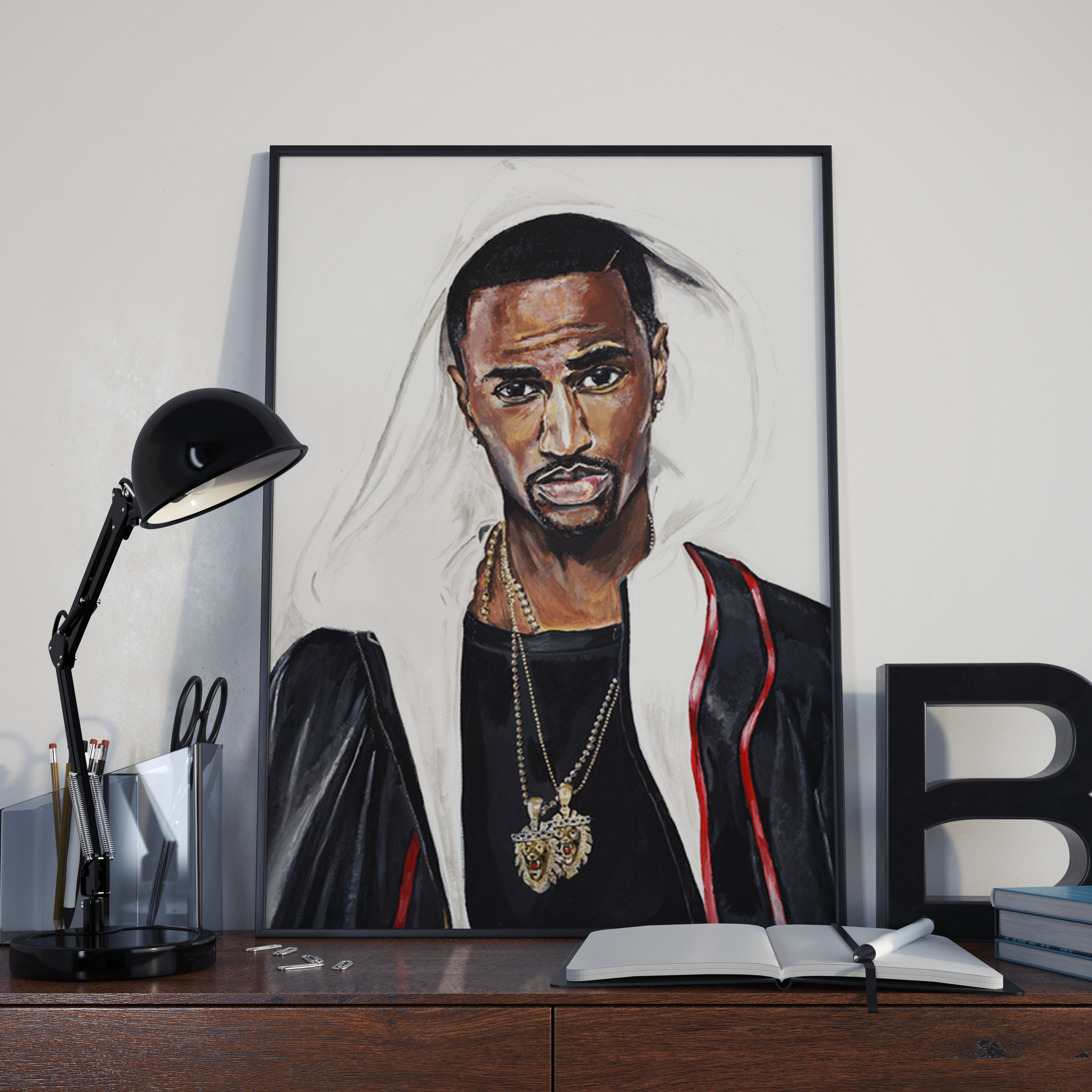 Big Sean for New Site