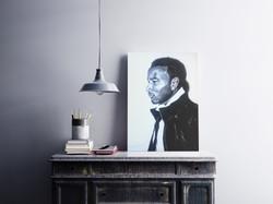 John Legend for New Site
