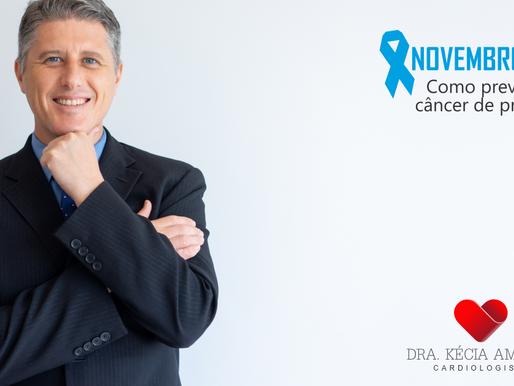 Como prevenir o câncer de próstata?