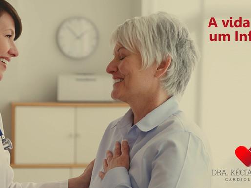 A vida volta ao normal após um infarto?