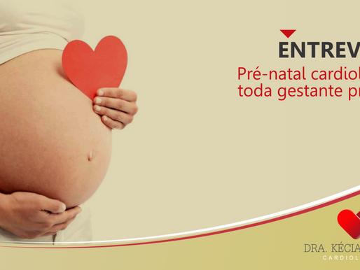 Pré-natal cardiológico: toda gestante precisa?