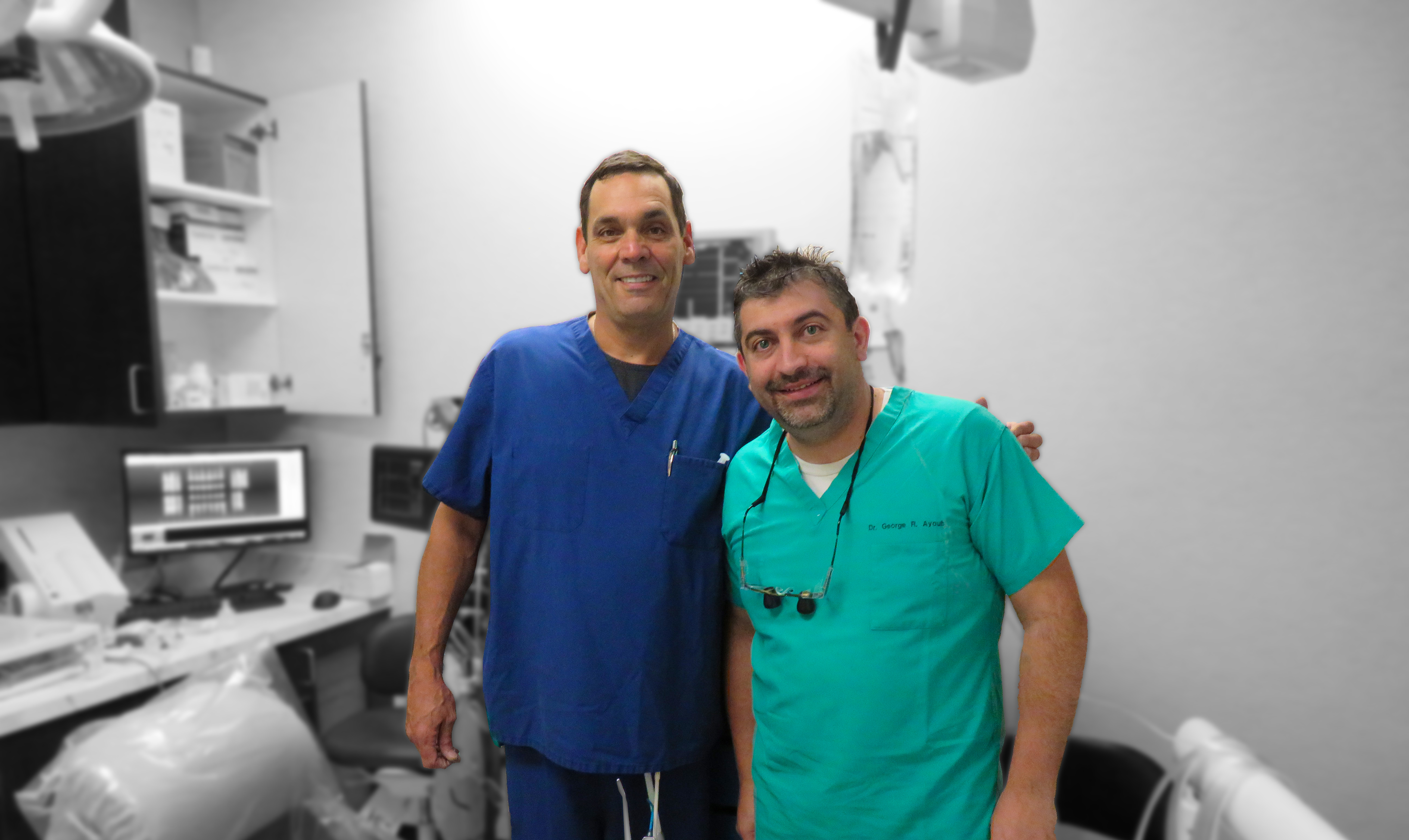 Dr. Vermeys | Dr. Ayoub