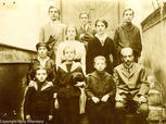 The Salonica Cohen Family