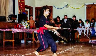 Chinese New Year, 1990