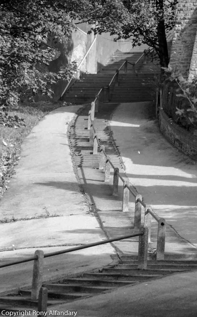 The Park Estate, Nottingham, 1986