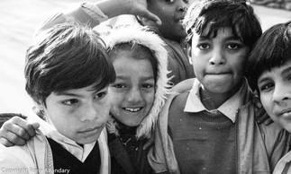 Radford School, Nottingham 1986