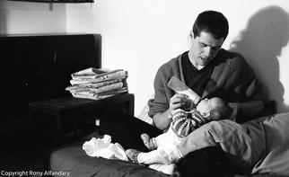 John & Baby 1989