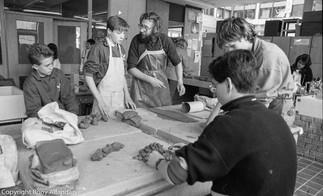 Sutton Comprehensive School, 1988