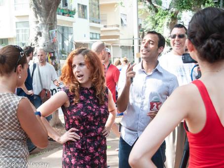 Social Injustice Protest Israel, 2011