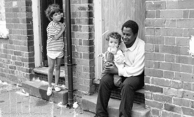 Multi-Cultural Nottingham, 1989