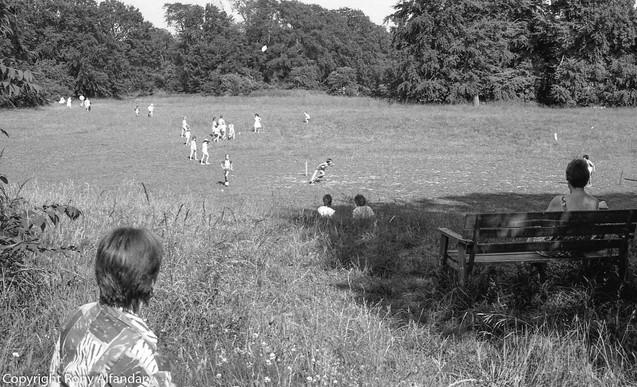 Wandlebury, 1987
