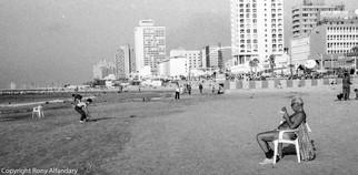 Tel-Aviv Beach, 1988